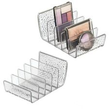 Palette Cosmetics Vanity Organizer  and Accessories Storage Makeup Holder Clear