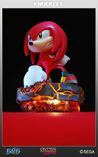 First4Figures Sonic the Hedgehog Classic Knuckles EXCLUSIVE Statue Mint in Box