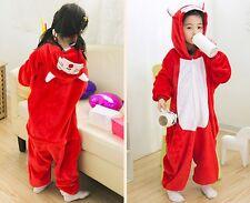 Hot New Unisex Children Onesie1 Kigurumi Pajamas Anime Cosplay Costume Sleepwear