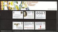 GB 2004 250TH ANV OF THE ROYAL SOCIETY OF ARTS PRESENTATION PACK NO 362