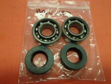 vintage race go kart mcculloch new mc 10 mc10 crank case bearing seal set rupp