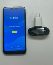 Motorola Moto G7 Power XT1955-5 T-mobile Marine Blue 32GB Smartphone Good 8/10