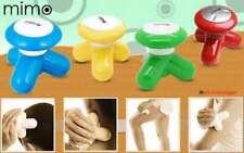 Mini Electric Handled Wave Vibrating Massager Usb Battery Full Body Massage