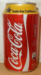 COCA COLA Enjoy the Caribbean can from ARUBA (355ml)