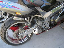 Kawasaki ZX9R exhaust pipe 1994 1995 1996 1997 XB Extremeblaster Slip on Muffler
