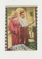 Bud Abbott circa 1950 Nannina Trading Card - Film Frame Design AC#1 Italy E4