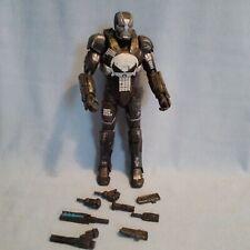 MARVEL LEGENDS Exclusive Variant PUNISHER WAR MACHINE Action Figure +accessories