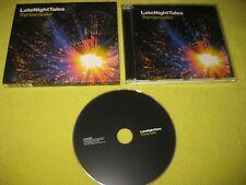 LateNightTales Trentemoller - CD Album Electronic Folk Rock Chillout IDM