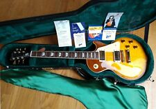 Gibson Les Paul Standard Jimmy Page Signature Electric Guitar 1997 w/OHSC & Docs