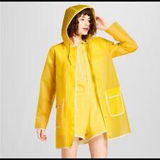 Hunter for Target Women's Rain Coat - Yellow (M)