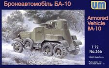 Unimodel 1/72 BA-10 Armoured Car # 366