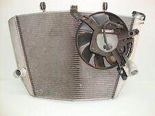 2007 2008 07 08 Suzuki GSXR 1000 Radiator Cooling Front Fluid 07 08