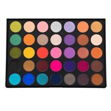 KARA 35 Color Eye Shadow Palette- Highly Pigmented Bright Color and Base #ES11