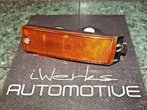 91-93 OEM Daihatsu Charade G102 front bumper side marker signal light lamp FR