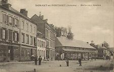 early 1900s postcard  - domart en ponthieu