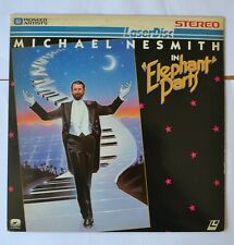 Michael Nesmith in Elephant Parts (1981) PAL Laser Disc