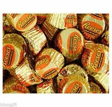 Reese's Milk Chocolate Peanut Butter Cups Miniatures 465g approx 50 pieces Bag