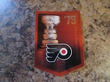 2012-13 Panini Molson Canadian Stanley Cup Collection 1975 PHILADELPHIA FLYERS