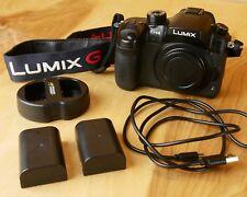 Panasonic LUMIX DMC-GH4 16.0MP Digital Camera - Black ( V-Log ) +Extra Battery