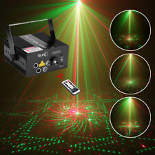 SUNY 5 Len Green Red Laser Light Blue LED DJ Stage Show  Event Home Xmas Z80RGRG