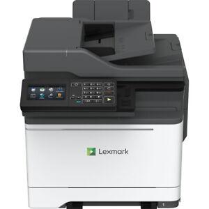 Lexmark MC2535dw All In One Copier Fax Scanner Colour Laser Printer
