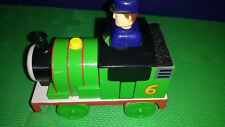 Thomas the Tank Engine & Friends Tomy Percy #6 2004
