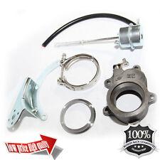 Fit T3T4 T04E 5Bolt Swingvalve &T3 T3/T4 Actuator Internal Wastegate Conversion