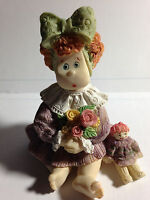 COLLECTIBLE-RAGGEDEE DOLL FIGURINE-LIMITED EDITION COLLECTIBLE