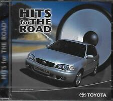 CD album: Compilation: Hits for the Road. Toyota. Universal. Y