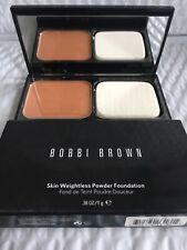 Bobbi Brown Skin Weightless Powder Foundation Walnut No 8, .38oz/11g NIB