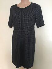 Stretched Black Dress size 14-16