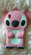 ES- PHONECASEONLINE COVER STITCH PINK FOR SONY XPERIA Z1