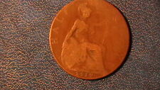 1919 Great Britain. 1/2 Half Penny coin. . King George V 377A9