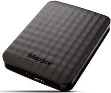"""NEW Maxtor M3 Portable 2TB 2.5"""" HDD USB 3.0 STSHX-M201TCBM External Hard Drive"""