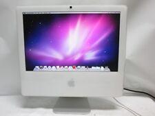 "Apple iMac A1208 EMC 2114 MA590LL September, 2006 17"" C2 Duo 2GHz 2GB 160GB 10.6"