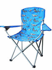 100 YEARS OF RAF R.A.F.  Printed Aviation Camping Chairs Lancaster, Spitfire