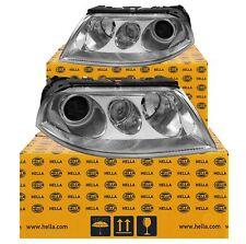 Hella Bi Xenon Scheinwerfer Set VW Passat 3BG Bj. 00-05 D2S+H7+Motoren