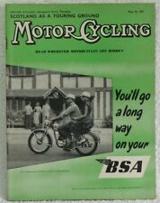 May Motor Cycling Magazines in English