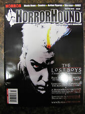 Horror Hound # 33 Uncirculated  The Lost Boys