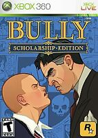 Bully -- Scholarship Edition (Microsoft Xbox 360, 2008) Complete with Manual