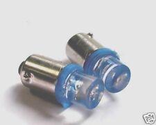 2 AMPOULES VEILLEUSE  LED  T4W CULOT BA9S 2x 233  BLANC NEUF