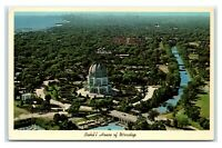 Postcard The Baha'I House of Worship, Wilmette IL Illinois E34