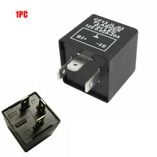 3 Pin Electronic LED Flasher Relay CF13 JL-02 Waterproof For 12V Car Motorcycle