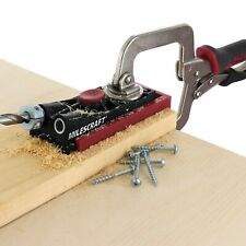 Milescraft   Pocket Hole Jig200 Screw and Face Clamp Kit