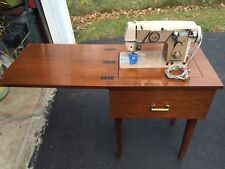 Nelco R-2000 Sewing Machine with Cabinet