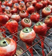 *ONE PAIR* Bloody Ripped Out EyeBall Haunted House/ Horror Prop/ Decoration Eye