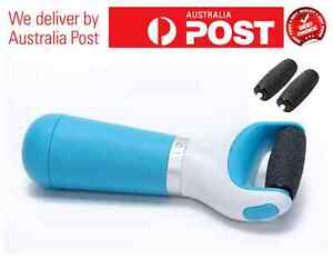 Electric Foot File Hard Skin Remover for smooth skin  + 2 Roller Head