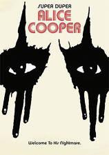 Super Duper Alice Cooper (DVD, 2014)