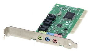 CREATIVE CT5808 4001053401 REV 1 PCI SOUND CARD