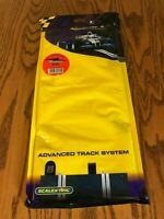 Scalextric 1:32 lead in + lead out borders/ barriers 350mm new sealed # C8260